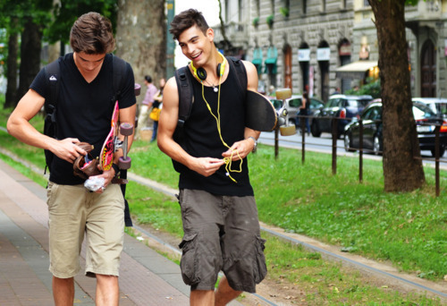 Hot Skater Boys