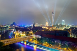 Berlin City Lights