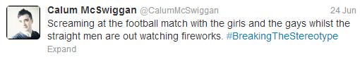 Calum McSwiggan Twitter